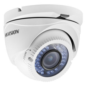 CFP SECURITE - caméra dôme infrarouge 40m - 700 tvl - hikvision - Camera De Surveillance