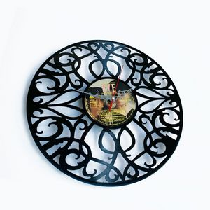 DISC'O'CLOCK BY STUDIOSTEFANUTTI - horloge murale - Horloge Murale
