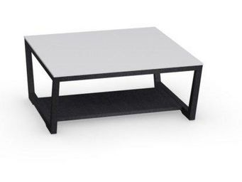 Calligaris - table basse element de calligaris graphite avec pl - Table Basse Rectangulaire
