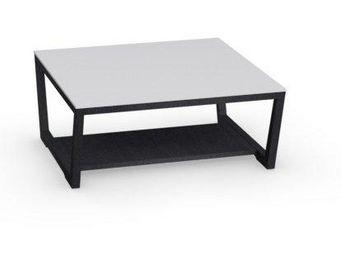 Calligaris - table basse element de calligaris graphite avec pl - Table Basse Rectangulaire