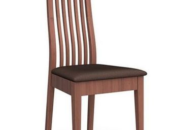 Calligaris - chaise chicago de calligaris noyer - Chaise