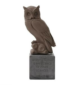 SOPHIA - sophia owl- - Sculpture Animali�re