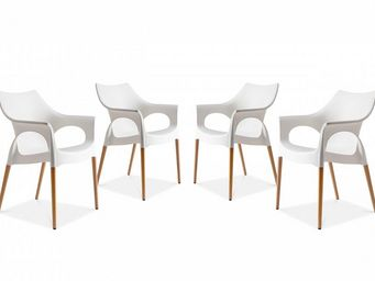 BELIANI - chaises - Chaise
