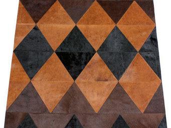 Tergus - tapis peau de vache ref.602 - Tapis Contemporain