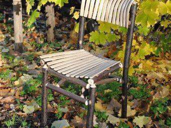 Atelier CHATERS�N - vendredi - Chaise De Jardin