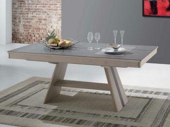 Ateliers De Langres - table deauvil - Table De Repas Rectangulaire