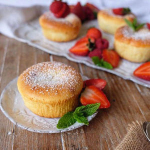 CARRON -  - Assiette À Dessert