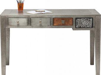 Kare Design - bureau marokko 4 tiroirs 120x60 - Bureau
