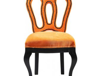 Kare Design - chaise royal orange - Chaise