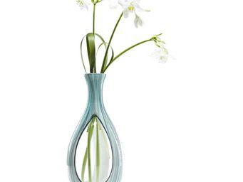 Kare Design - vase candy cane 40 cm - Vase Décoratif