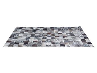 Kare Design - tapis patchwork cosmo grey fur 200x300cm - Tapis Contemporain