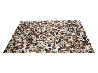 Kare Design - tapis carré circle country 170x240 - Tapis Contemporain