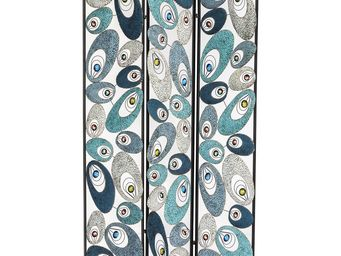 Kare Design - paravent peacock deluxe - Paravent
