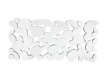 Kare Design - miroir water drops 150x71 cm - Miroir