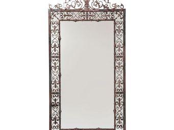 Kare Design - mirror lustgarten 207x106cm - Miroir