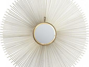Kare Design - miroir sunbeam - Miroir
