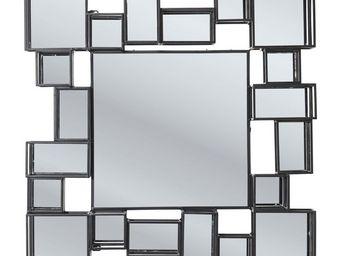 Kare Design - miroir cubic wire - Miroir