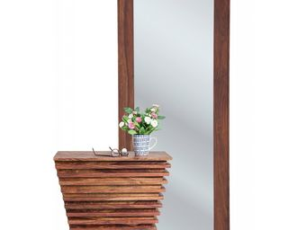 Kare Design - ensemble commode et miroir toto (2/set) - Miroir
