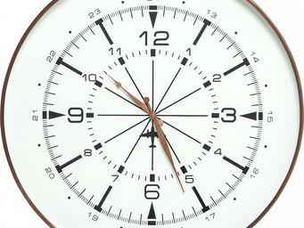 Kare Design - horloge murale navigator - Horloge Murale