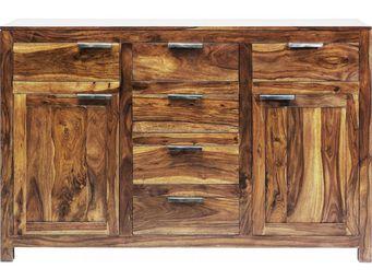 Kare Design - buffet authentico 2 portes, 6 tiroirs - Buffet Bas