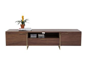 Kare Design - meuble tv montana - Meuble Tv Hi Fi