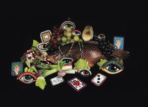 ETE 36 - nature morte - Parure De Bijoux