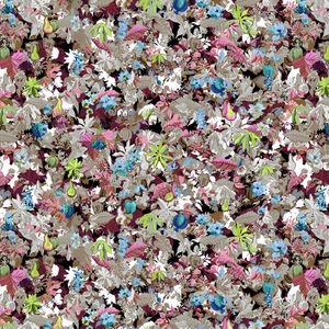 MUSHABOOM DESIGN - flores - desire - Tissu D'ameublement
