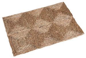 Aubry-Gaspard - tapis rectangulaire en jonc 240 cm 240 x 150 cm - Tapis Contemporain