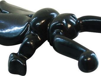Fontes D'art De Dommartin - tire bottes grillon noir - Tire Bottes