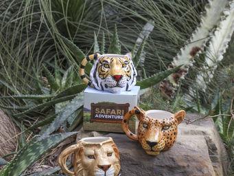 PUCKATOR - mug tête de animal - Mug