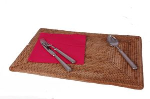 BaolgiChic - rotin naturel - Set De Table