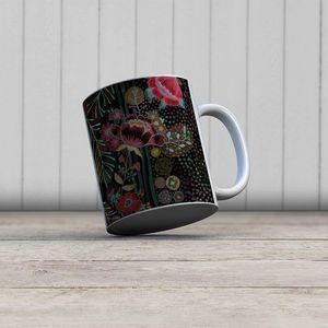 la Magie dans l'Image - mug flow noir - Mug