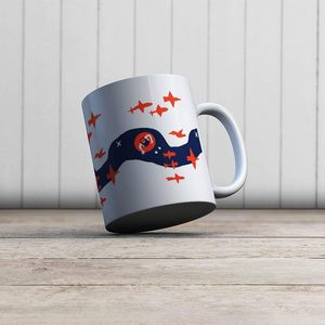 la Magie dans l'Image - mug la bouée - Mug