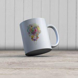 la Magie dans l'Image - mug un bouquet - Mug