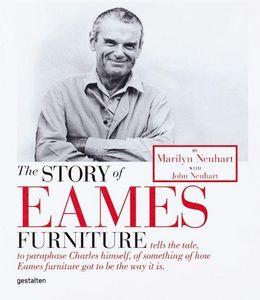GESTALEN - the story of eames furniture - Livre De Décoration