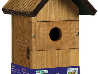 GARDMAN - nichoir à oiseaux multi places - Maison D'oiseau