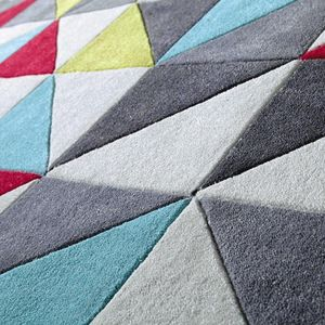 Maisons du monde - colors - Tapis Contemporain