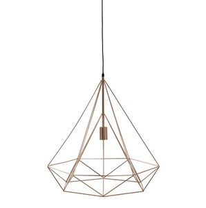 Maisons du monde - iron copper - Suspension