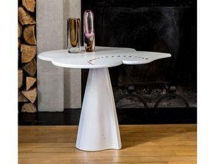 MALHERBE EDITION - table trèfle - Table Basse Forme Originale