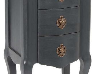 Amadeus - table de chevet 3 tiroirs célestine - Table De Chevet