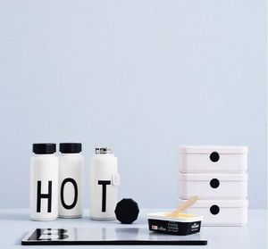 DESIGN LETTERS -  - Bouteille Isotherme