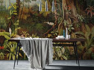 INKIOSTRO BIANCO - amazzonia - Papier Peint Panoramique