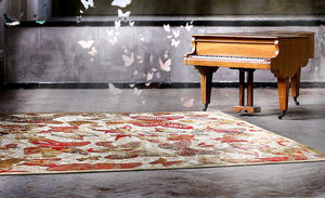 ITALY DREAM DESIGN - venus butterfly - Tapis Contemporain