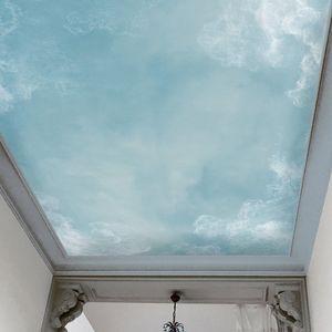 ISIDORE LEROY - ciel - Papier Peint