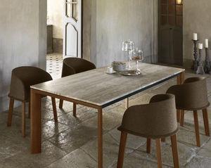 ITALY DREAM DESIGN - clariss - Table De Repas Rectangulaire