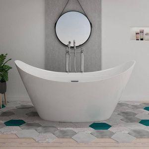 DISTRIBAIN - baignoire ilot 1408243 - Baignoire Ilot