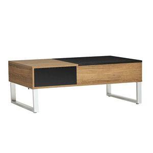 TOUSMESMEUBLES - table basse bar 1410613 - Table Basse Bar