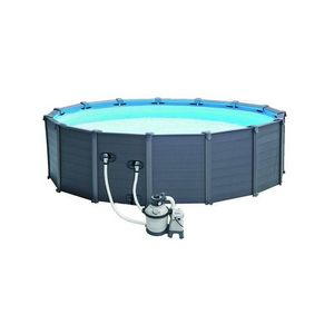 INTEX -  - Piscine Hors Sol Tubulaire