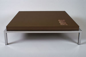 IDEEL - ishtar - Table Basse Rectangulaire