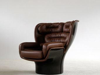 FURNITURE-LOVE.COM - elda lounge chair joe colombo - Fauteuil